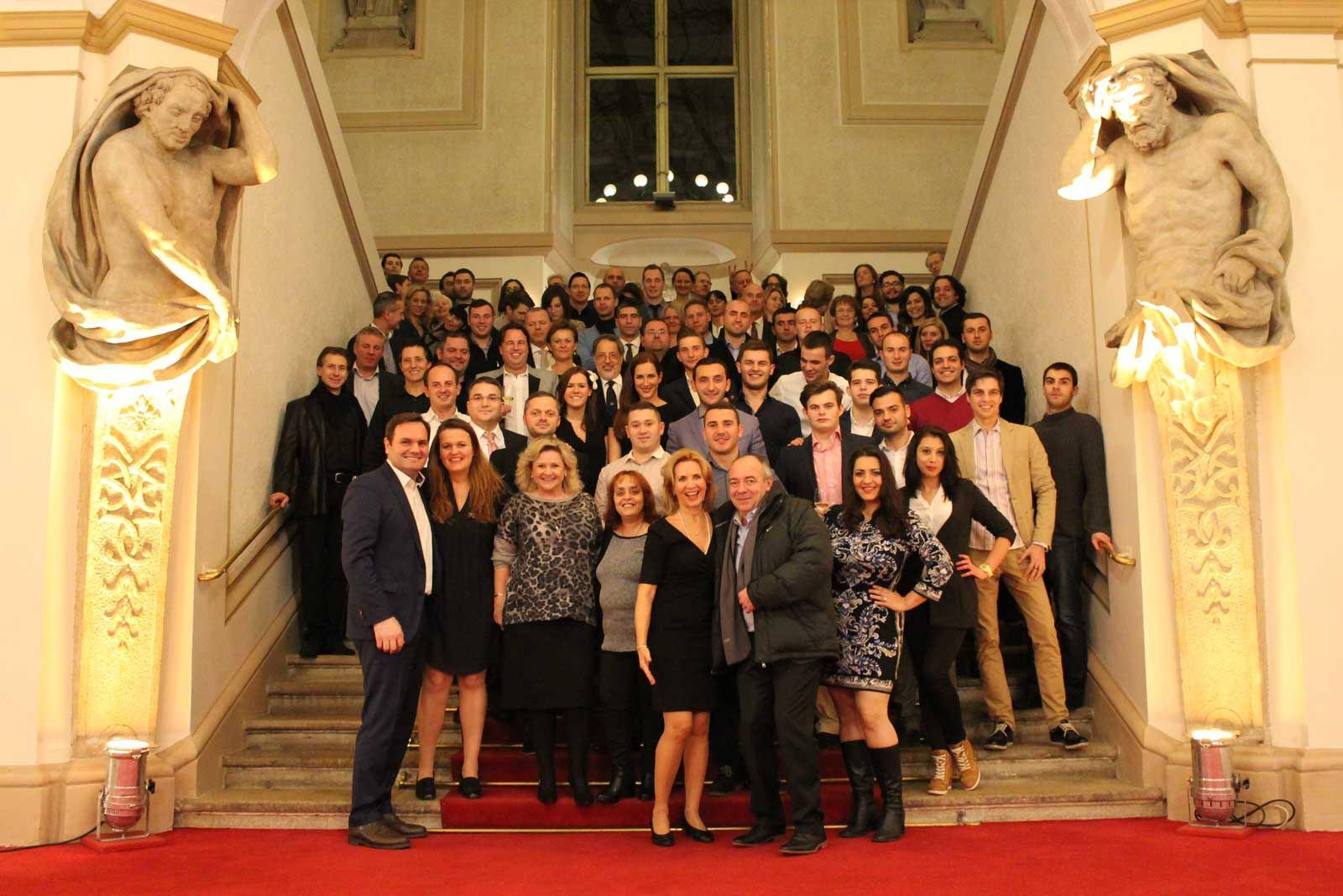 Team Hofburg-Orchester Wien