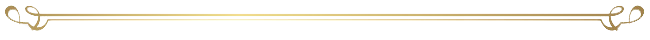 Divider in gold für die Bilder der Homepage des Wiener Hofburg-Orchester
