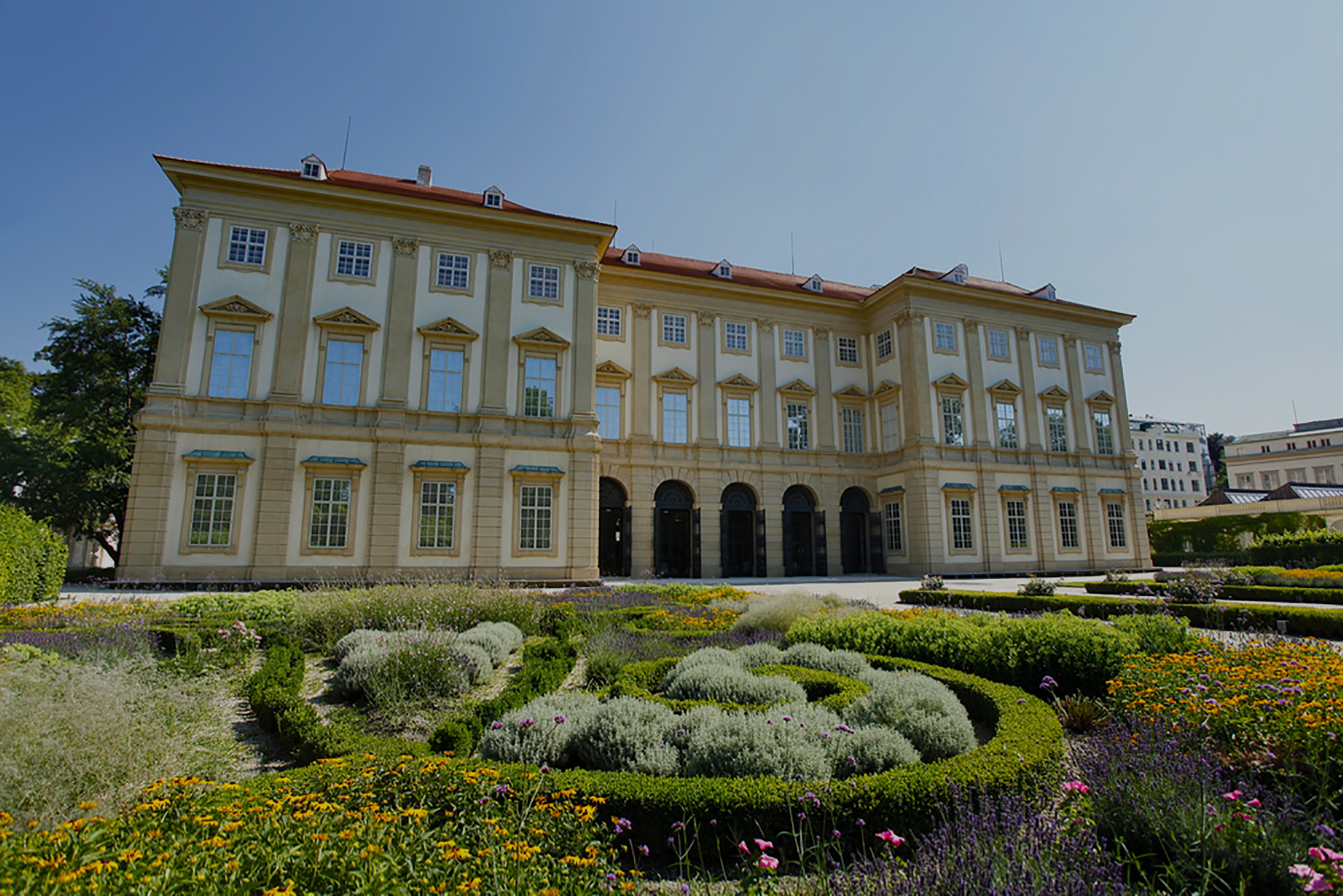 Das Palais Liechtenstein in Wien als Konzertlocation für das Wiener Hofburg-Orchester