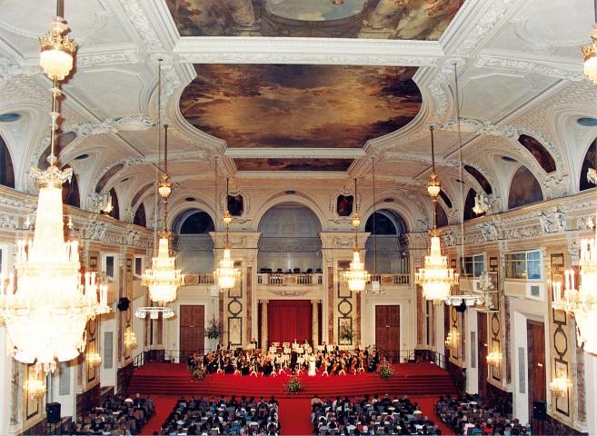 Wiener Hofburg Orchester klassische Konzerte Wien Festsaal
