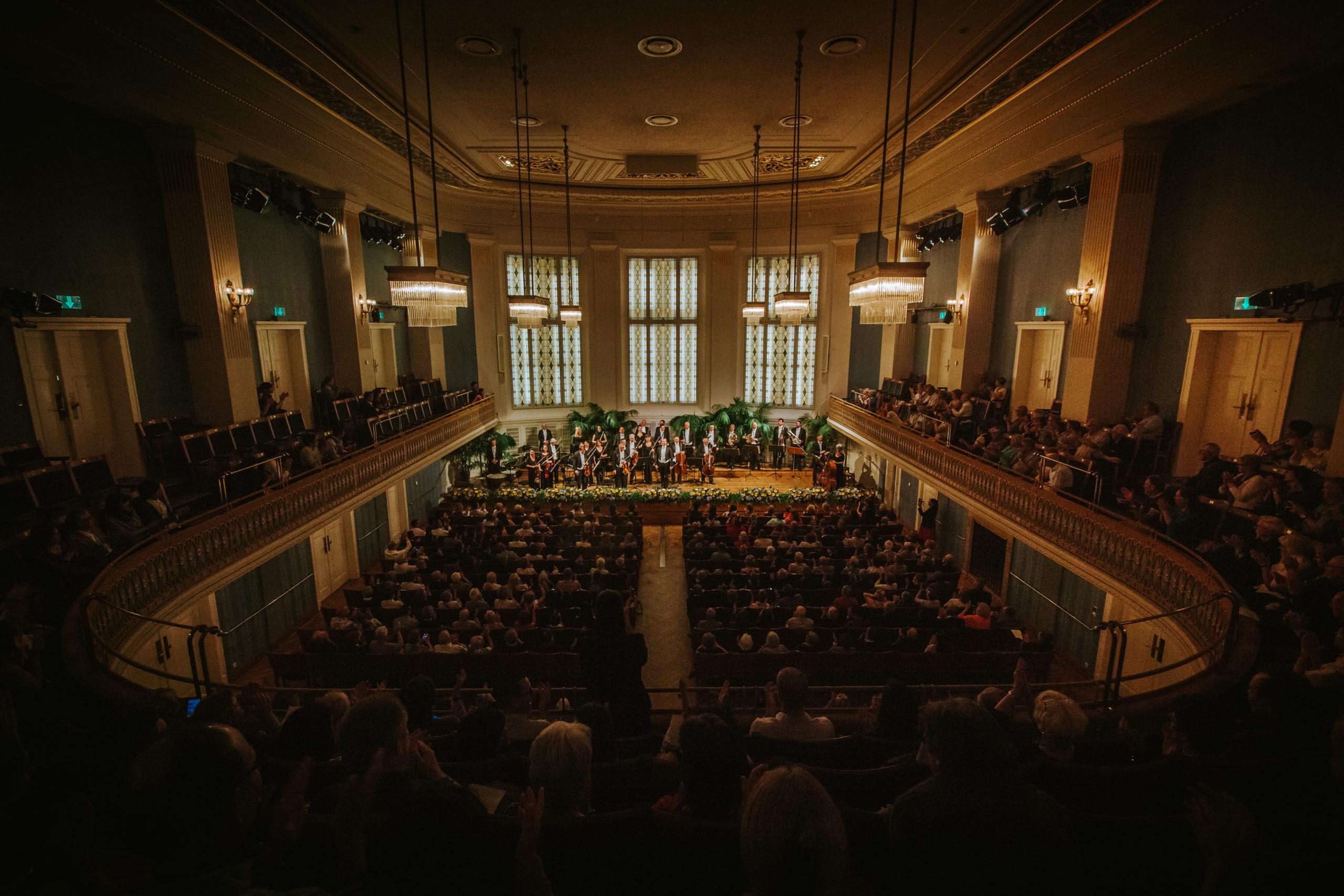 Konzerthaus Wien - Mozartsaal