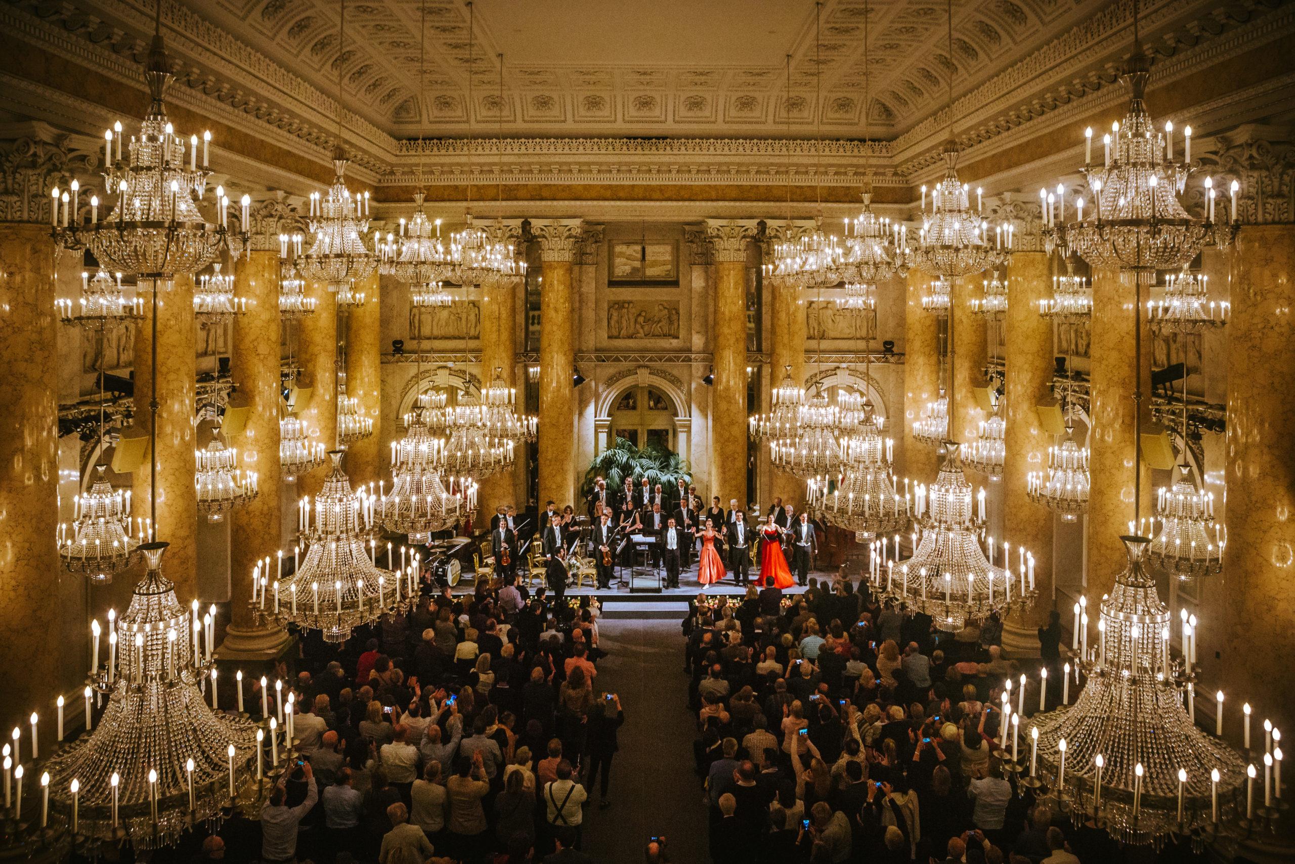 Hofburg Wien - Zeremoniensaal