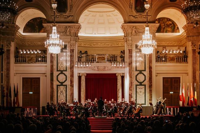 Strauss & Mozart Konzert in der Hofburg Wien